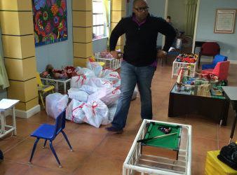 Children's Home Society – December 13, 2014