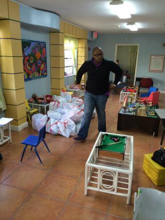 Children's Home Society – December 13, 2014