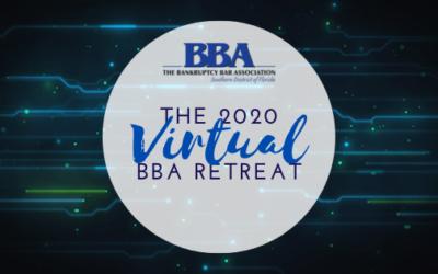 2020 BBA Virtual Retreat