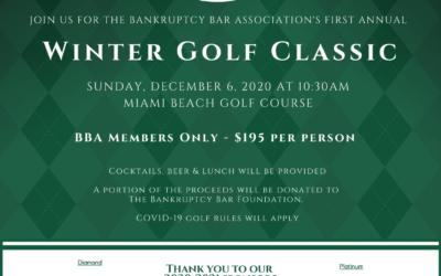 Winter Golf Classic